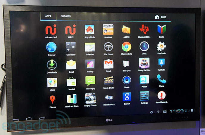 Always Innovating HDMI Android dongle gets an ICS update, we swing by for a taste (video)