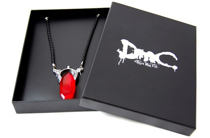 Dante's bling free when you buy Devil May Cry from Capcom