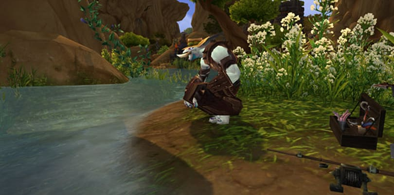 Warlords of Draenor: Recruit death knight Abu'gar for your garrison