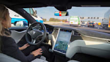 Tesla 希望靠改善現有雷達技術,來加強半自動駕駛的安全性
