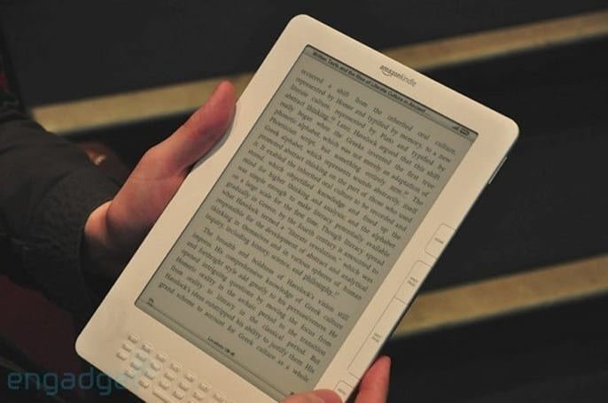 Justice Department settlement puts on-campus Kindle use on hold