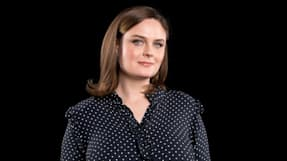 "Emily Deschanel Discusses ""Bones"""