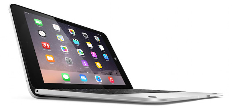 Test driving the ClamCase Pro keyboard case for iPad Air 2 (Updated)