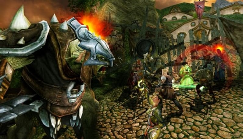 Lord of the Rings Online developer chat transcript available