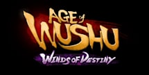 Age of Wushu: Winds of Destiny coming in October