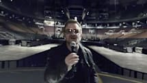 Apple dips a toe into VR with U2 music video