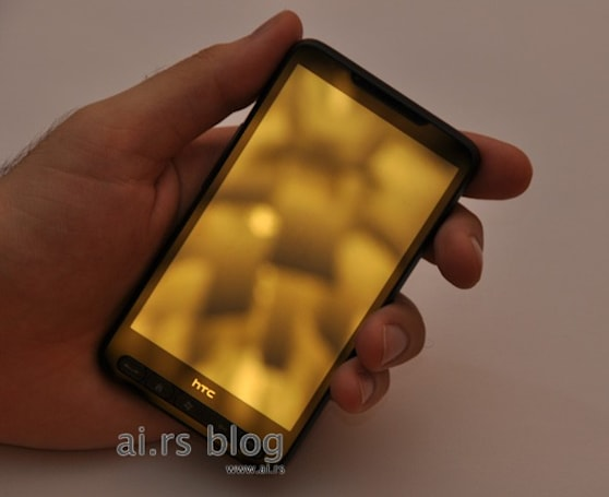 HTC Leo benchmarked, leaves blisters