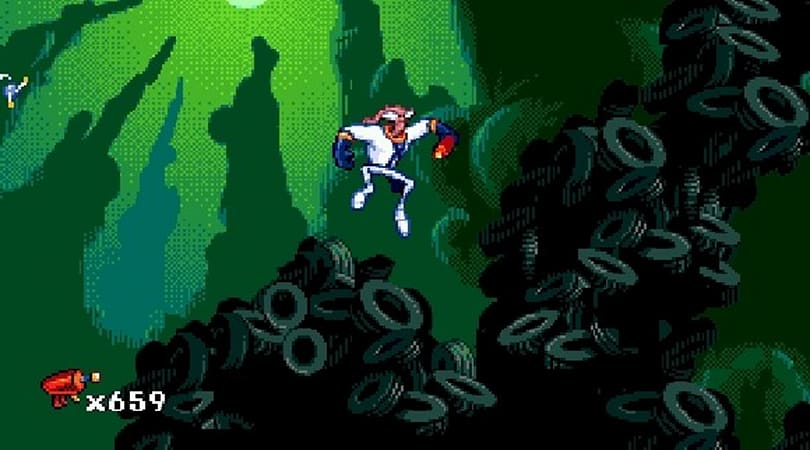 New Earthworm Jim less new than expected: it's a remake