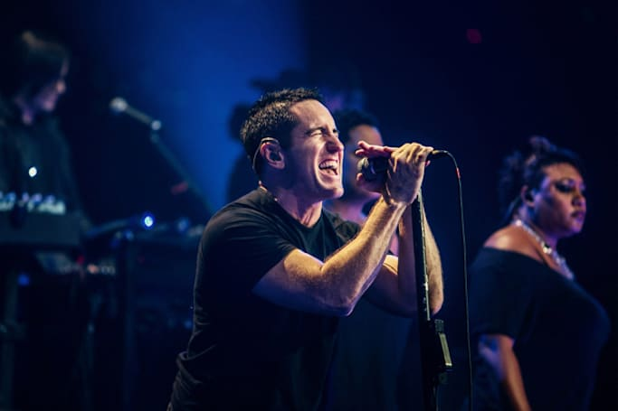 Nine Inch Nails' Trent Reznor reveals secret collaboration with Apple