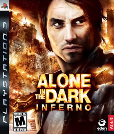 Alone in the Dark: Inferno heating up Europe November 14th