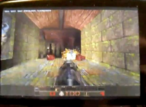 Quake ported to the Pre, webOS 3D gaming truly within reach