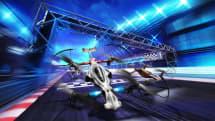 「かっこいい空飛ぶクルマ」をイメージ。超低空飛行するドローン DRONE RACER 発売