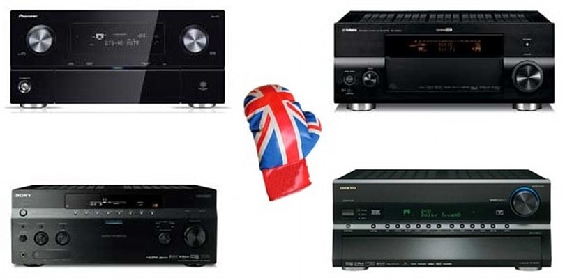 AVReview pits four high-end receivers against each other