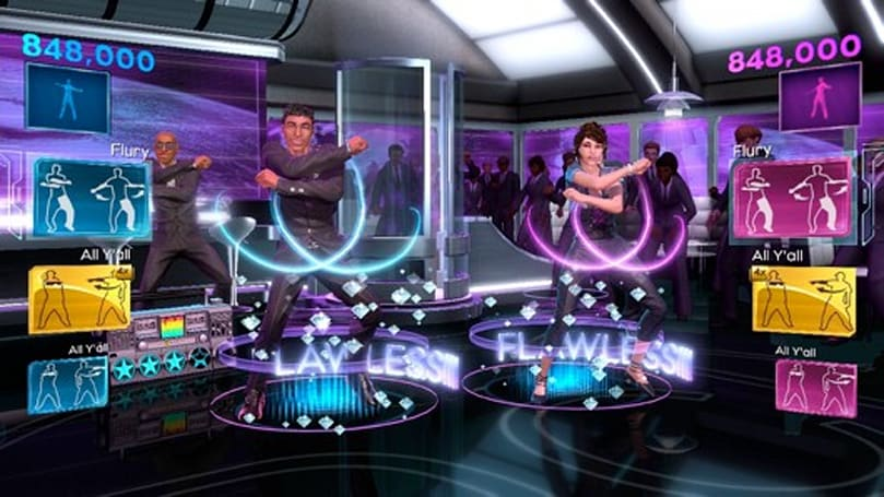 Dance Central 3 DLC includes three artists, zero last names