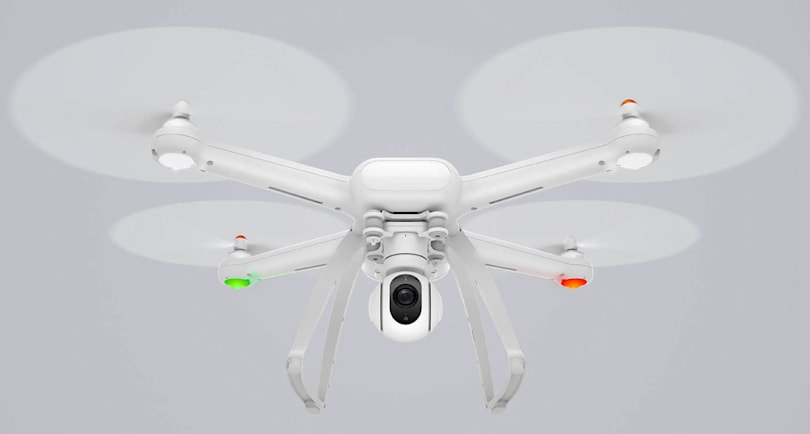 Xiaomi's Mi Drone is pretty affordable for what it does