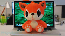 Firefox G-Fox: Plush Edition (hands-on)