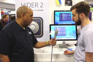 Introducing Hider 2 by MacPaw at Macworld 2014