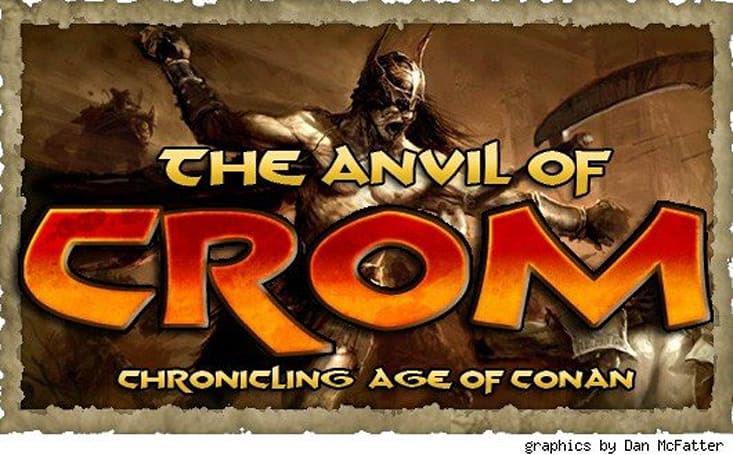 The Anvil of Crom: Time to move on?