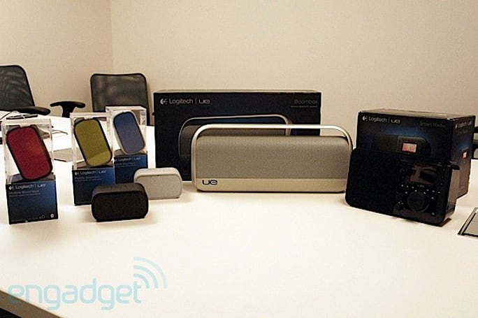 Logitech's UE Smart Radio, Boombox, and Mobile Boombox give you wireless audio on the go (hands-on)