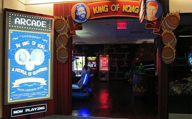 Billy Mitchell opens 'King of Kong' arcade at Orlando airport