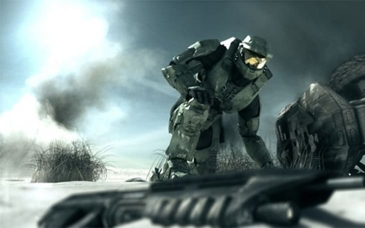 Halo: Eye of the Storm is anything but calm