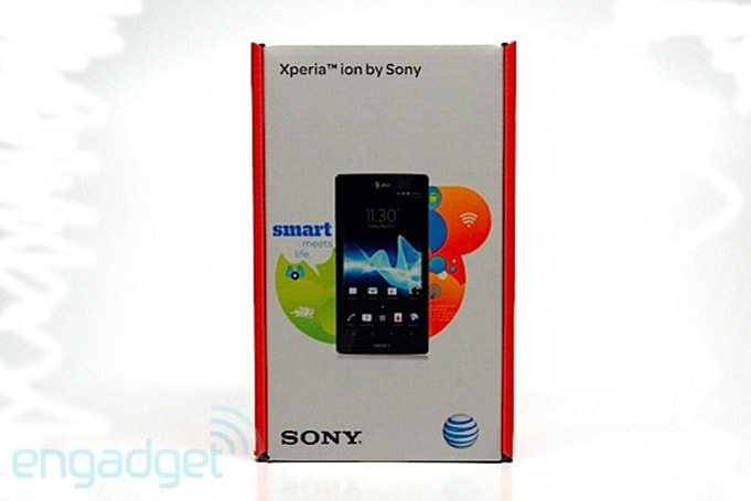 PSA: Sony Xperia Ion lands in US today, yours starting at $50 with two-years of commitment