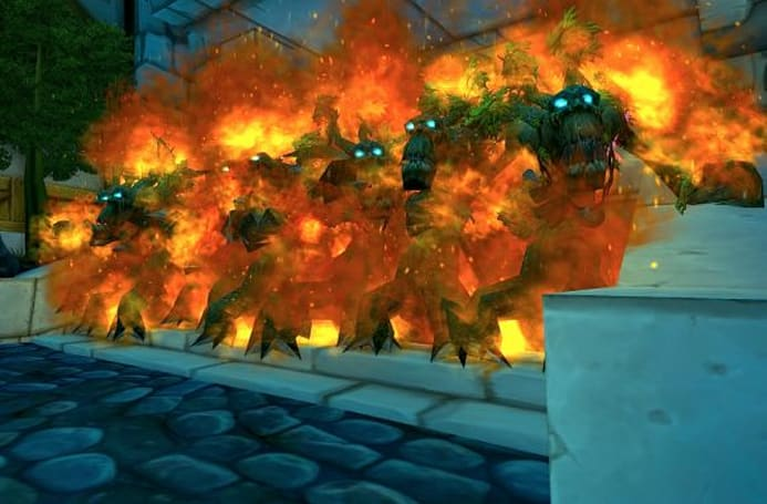 Around Azeroth: Things we lost in the fire
