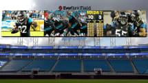 Jacksonville Jaguars get the world's biggest LED-lit HD displays, little else