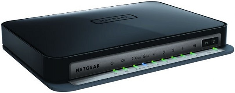 Netgear's N750 wireless router Newspeaks its way to 750Mbps