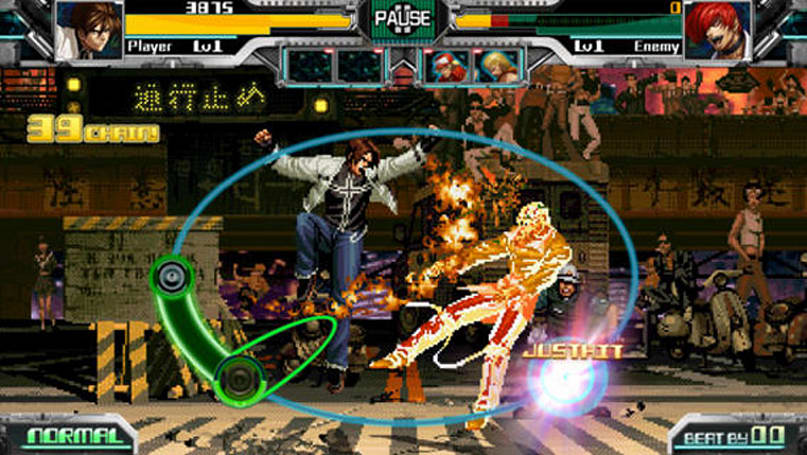 Musical brawler The Rhythm of Fighters out now on iOS, Android