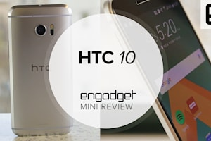 Mini Review: HTC 10