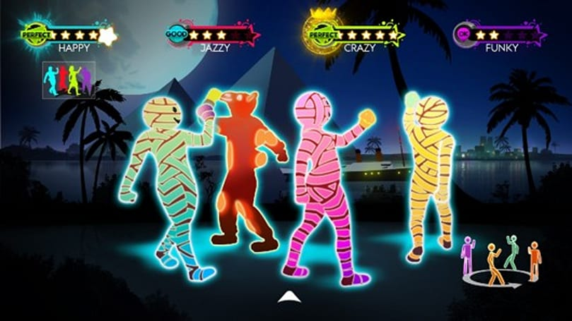 NPD: Sales of dancing games up 326% over last year