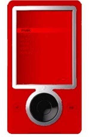 """Microsoft says """"watermelon red"""" Zune is in the works"""
