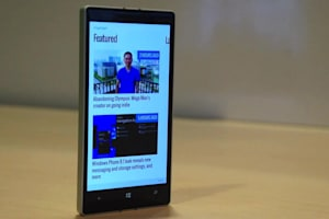 Nokia Lumia Icon Hands-On