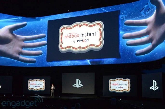Redbox Instant, Flixster to join Sony's own live event streaming service on PS3, PS4 and PlayStation Vita