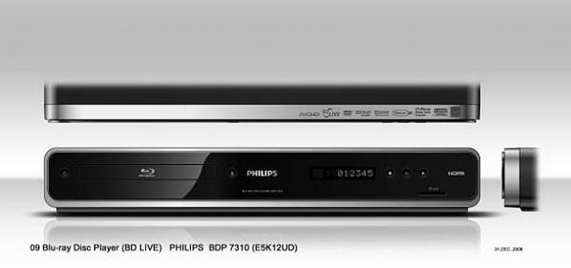 Philips revamps Blu-ray lineup with three new players