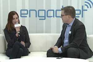 Engadget at CES 2014: Interview with Narrative CEO Martin Kallstrom