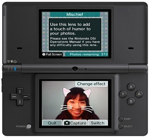 "Nintendo announces DSi-only and ""DSi Enhanced"" software"