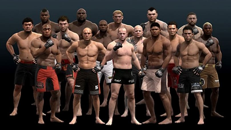 EA Sports MMA 2 'definitely' happening