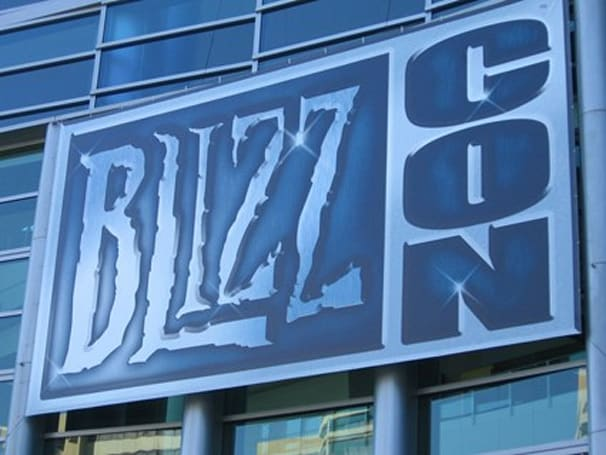 BlizzCon 2008 swag bag