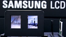 "Samsung unveils ""world's first truly double-sided LCD"""