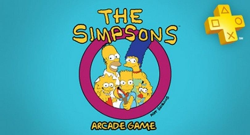 The Simpsons, Escape Plan top February PSN downloads