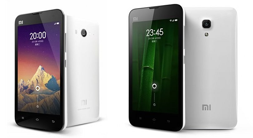 Xiaomi Phone 2S and 2A announced with MIUI v5, the former entering Hong Kong and Taiwan