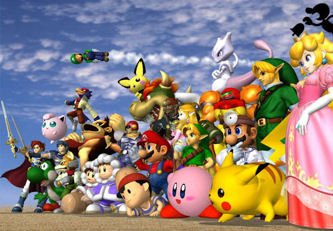 Joystiq Streams Special: Smash Bros Melee, Virtual Console Giveaway [UPDATE: Relive the stream!]
