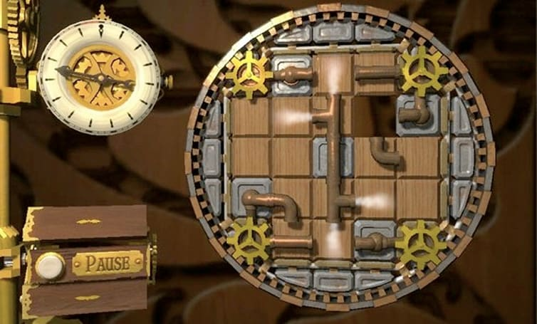 Cogs gears up on Mac app store, discounted on Apple platforms
