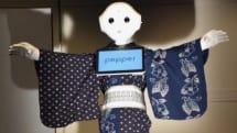 ロボットの制服を考える『Tokyo Pepper Collection』開催。優勝作品は?