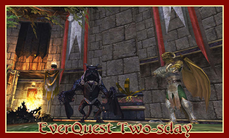 The Stream Team:  Upping the difficulty in EQII's solo Skyshrine dungeon