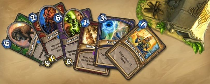 Blizzard explains Hearthstone crafting system