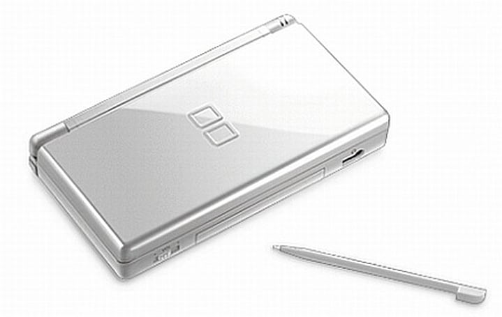 Metallic Silver Nintendo DS to arrive Stateside on September 7