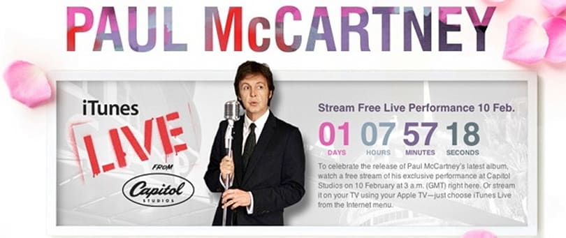 Paul McCartney: 'You can keep free streaming for the birds and bees, now give me money'